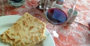 Mangiare a Verucchio, La Rocca, vicino Rimini