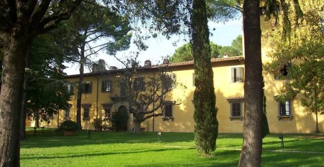 Villa Montalvo a Firenze