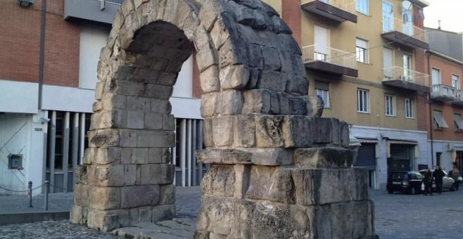 Porta Montanara a Rimini, un po' di storia