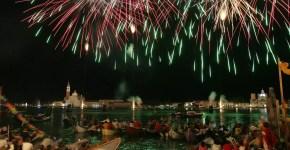 Festa del Redentore a Venezia a Luglio