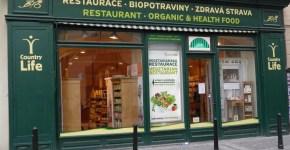 Praga: una città  anche per vegetariani e vegani, pranzando al Country Life