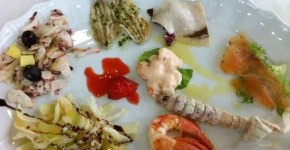 Mariscos a Riccione, ristorante di pesce sul mare
