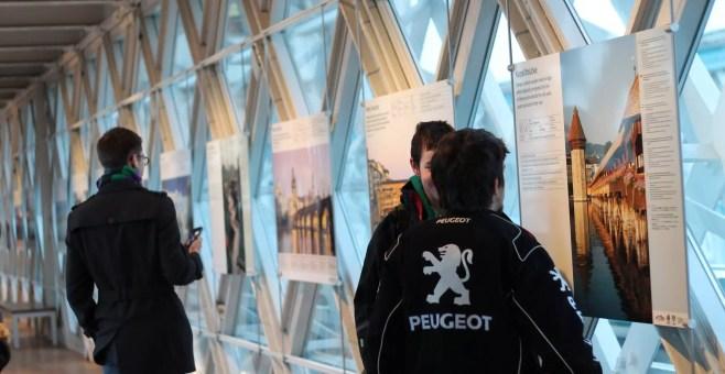 Visita al Tower Bridge di Londra, esposizione
