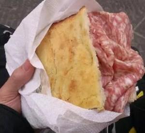 All'Antico Vinaio, il piacere di un panino a Firenze