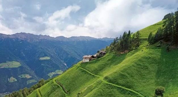 Vacanza nei masi di montagna in Alto Adige