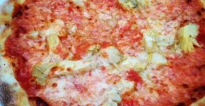 Hasta Luego a Rimini, pizzeria