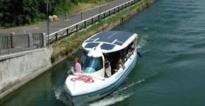 Escursioni in barca nel Parco del Ticino a settembre