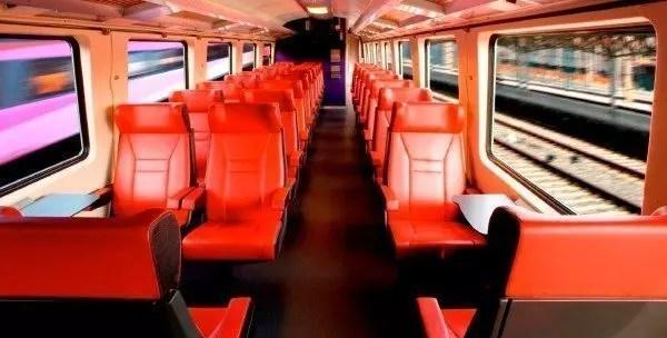 Da Rotterdam ad Amsterdam in treno
