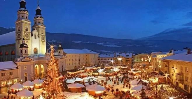 Immagini Mercatini Di Natale Vipiteno.Tutti I Mercatini Di Natale Dell Alto Adige Da Bressanone A