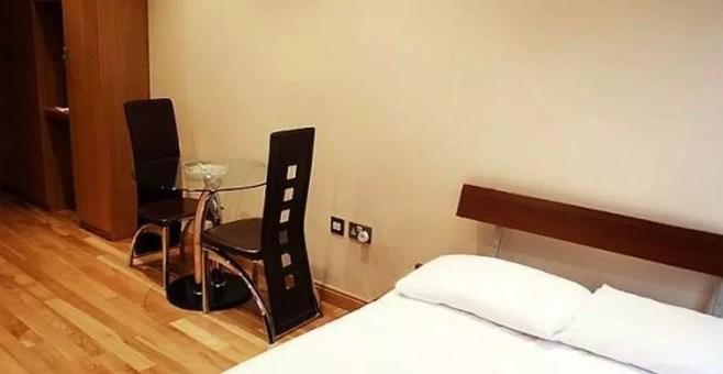 Dormire a Londra: Hyde Park Suite