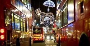 Luci di Natale a Londra, tutte le date delle accensioni