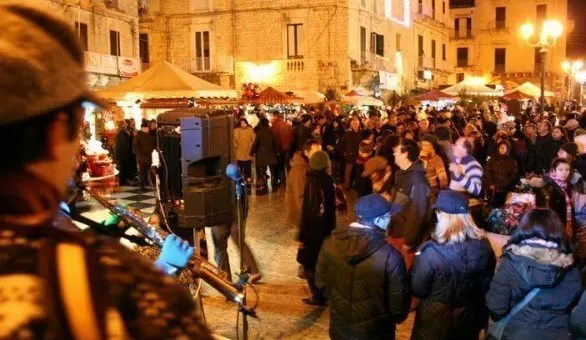Mercatini di natale a bari viaggi low cost for Mercatini di natale bari