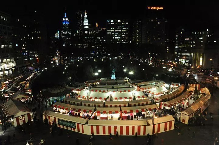 new-york-christmas-market