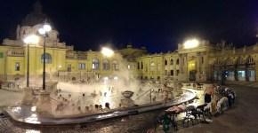 Budapest: Bagni Széchenyi, le terme più belle
