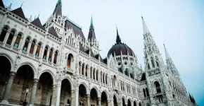 Parlamento di Budapest, il più grande in Europa