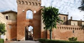 Via Francigena: da Buonconvento a Bagno Vignoni