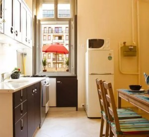 Dove dormire a Budapest: Minestrone Apartment
