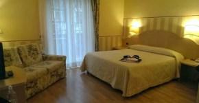 Hotel America, dove dormire a Trento