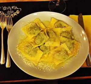 Mangiare a Parma, Osteria dello Zingaro