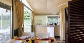 Glamping in Toscana: Norcenni Girasole di Figline Valdarno