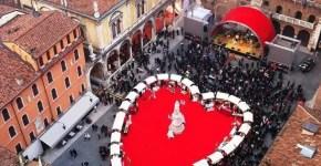 Verona in Love, San Valentino nella città degli Innamorati