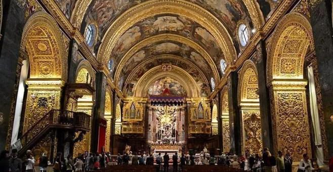 Malta: Cattedrale e Caravaggio a La Valletta