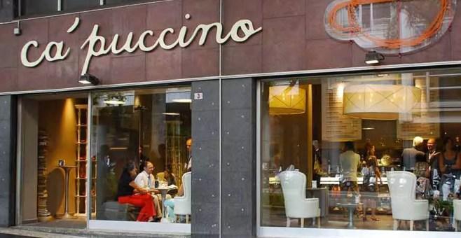 Ca'puccino a Milano, il vero brunch