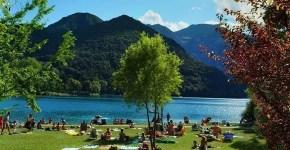 Campeggi dove dormire low cost a Riva del Garda