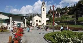 Chamois: il paese senza auto in Valle d'Aosta