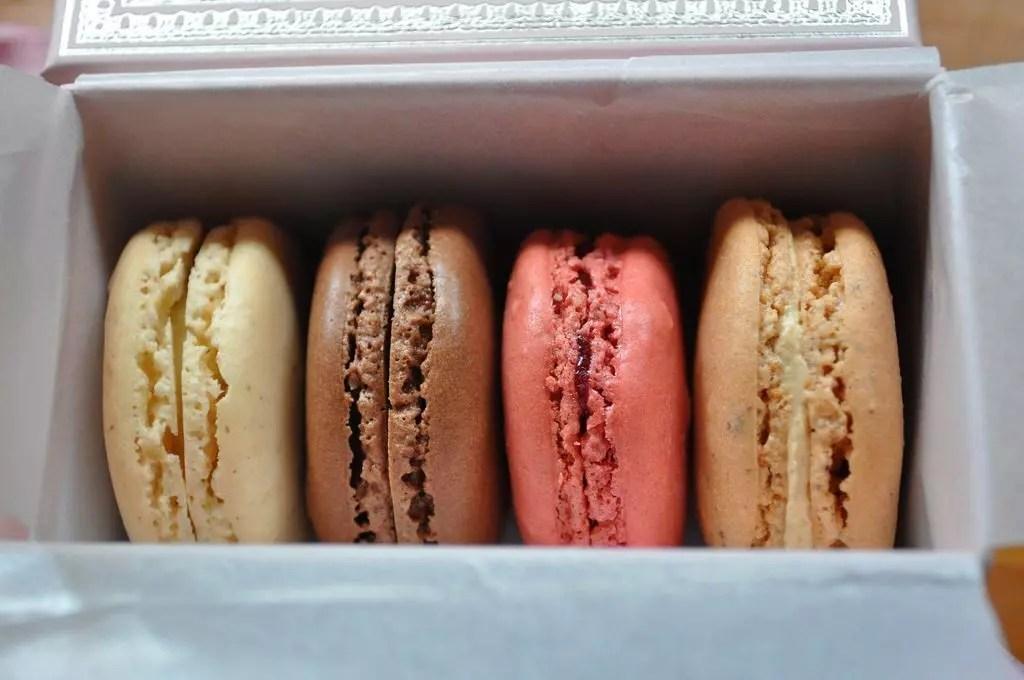 macarons-scatola