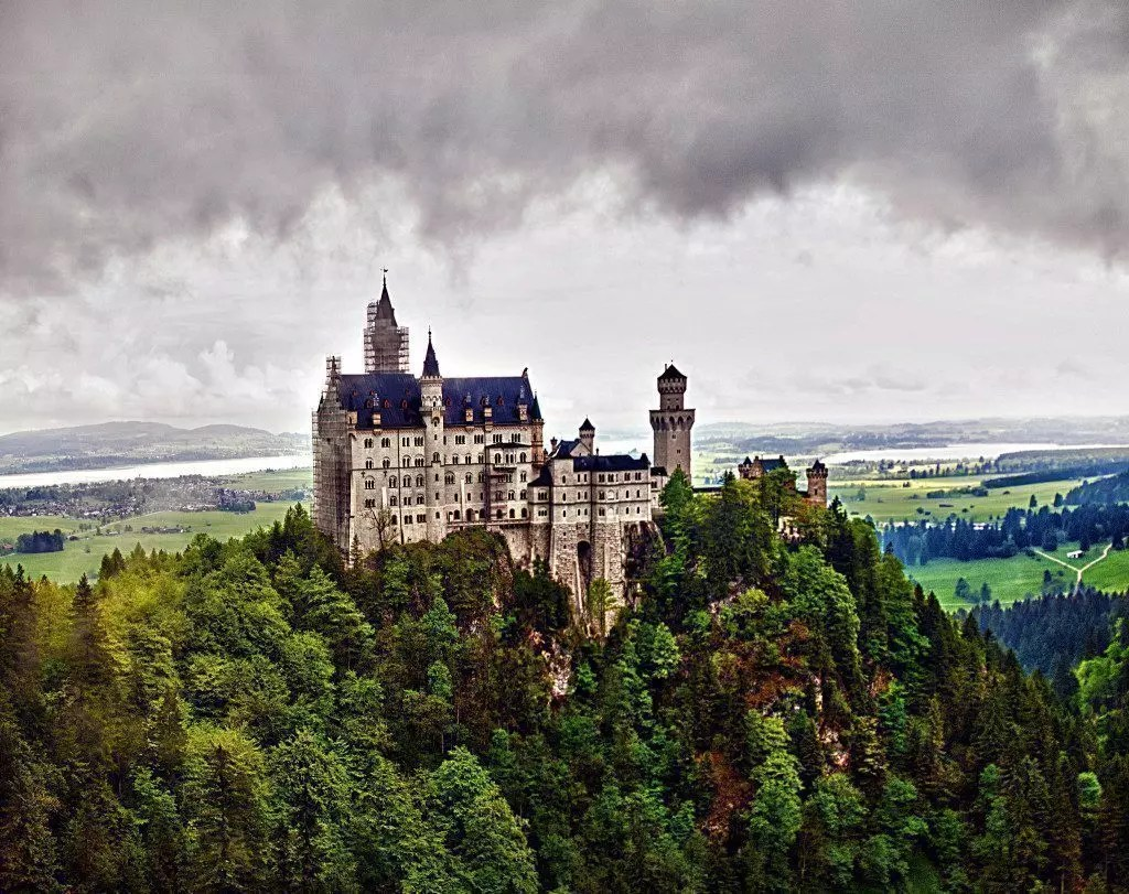 Neuschwanstein-germania