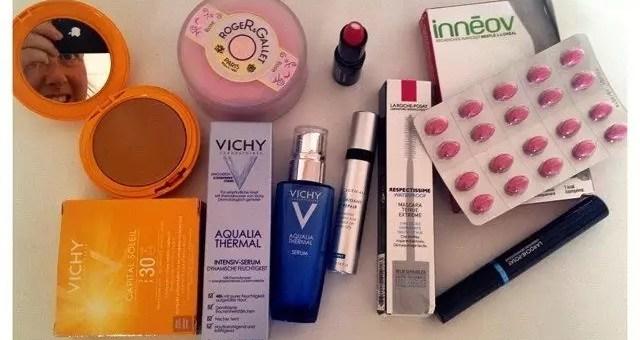 Viaggio sul Conero, beauty kit, bagaglio a mano