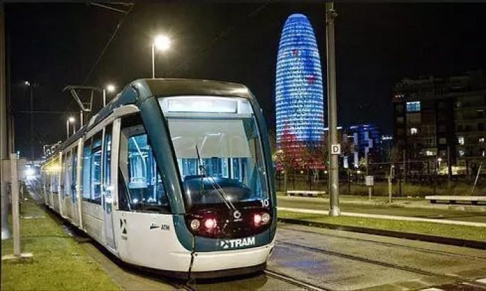 barcellona-tram