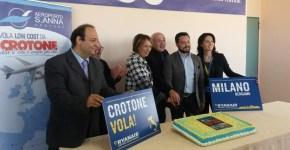A Crotone con Ryanair, nuova tratta