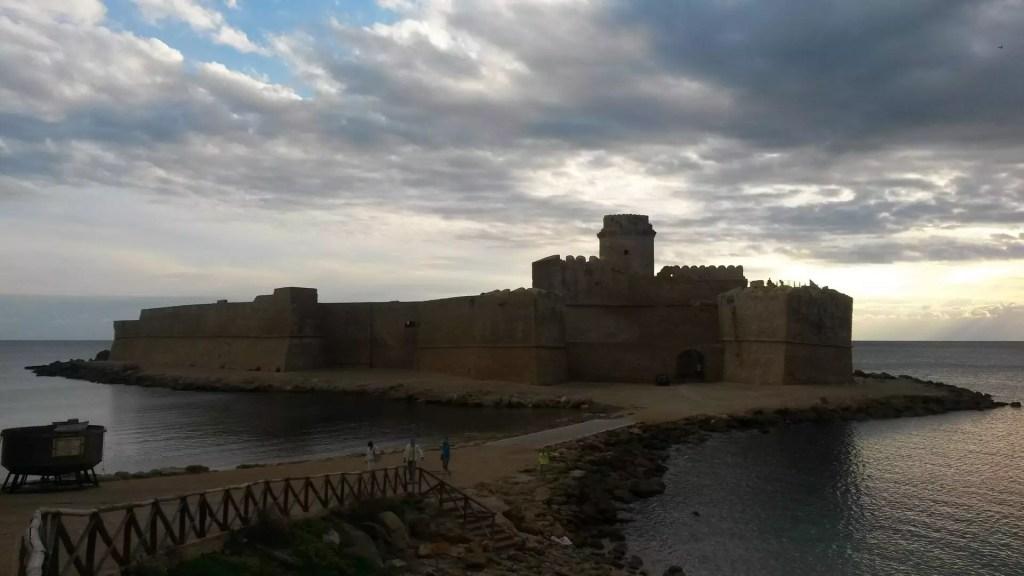 Le Castella Crotone