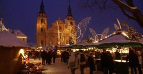 Mercatino di Natale di Ludwigsburg, il mercato barocco