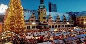Mercatini di Natale a Lipsia