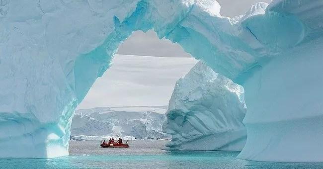 Viaggio nel Polo Sud: una grande avventura
