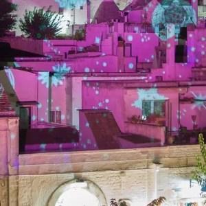 Alberobello light Festival, la Città della Luce