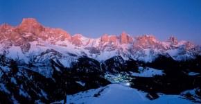 San Martino di Castrozza, la destinazione degli sciatori