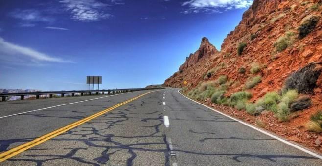 Arizona, tra Deserto dipinto e strade indiane