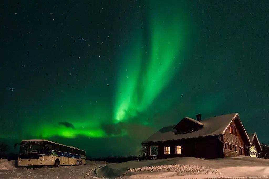 finlandia-aurora-boreale-foto