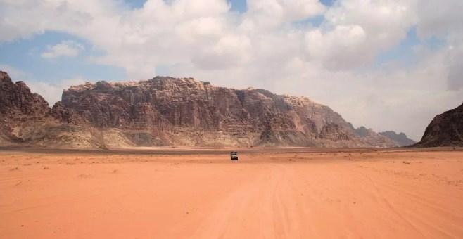 Giordania, itinerari in auto fai da te