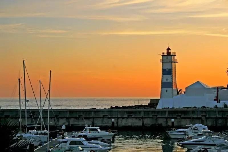 lisbona-tramonto