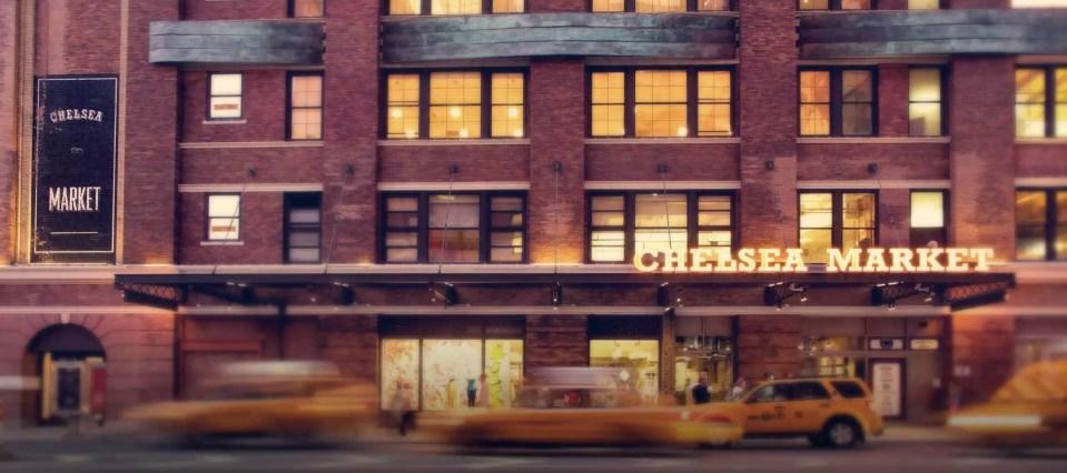 Chelsea, New York: the best of the neighborhood