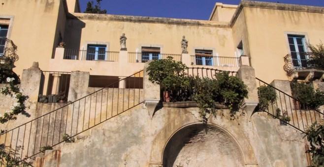 Casa Cuseni a Taormina, una vista d'incanto