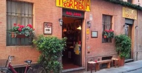 Dove mangiare a Parma: Trattoria dei Corrieri