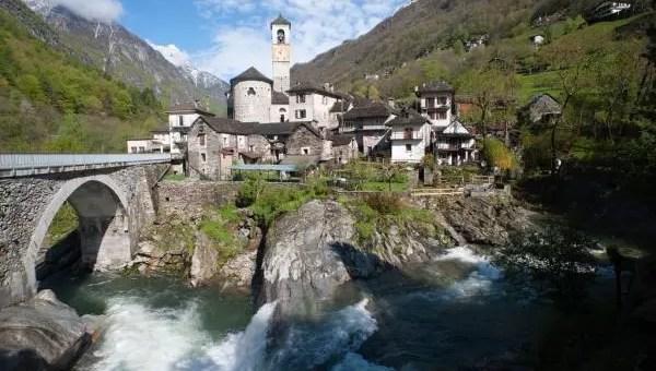 Alla scoperta della Val Verzasca, in Svizzera