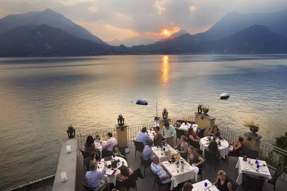Lago di Como: 5 Ristoranti con Vista • Quisine