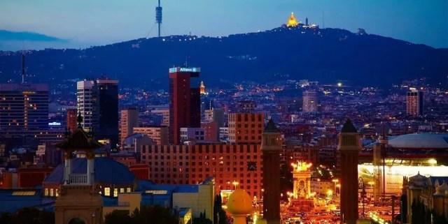 Barcellona, vita notturna nella capitale catalana